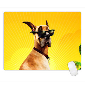 Many Designs Laptop Computer PC Keyboard Rubber Mat Gaming Mouse Pad Desktop L Size pictures & photos