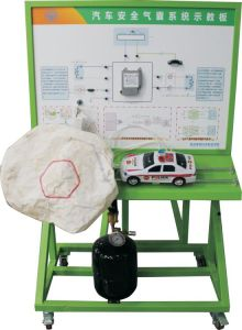 Automobile Safety Airbag System Educational Equipment Board pictures & photos