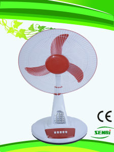 DC12V 16 Inches Table-Stand Fan Solar Fan (SB-ST-DC16A)
