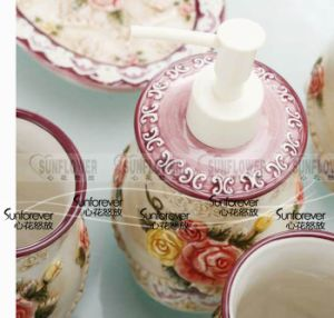 Tooth Cup, Soap Dish, Bathroom Accessoires (No. F202) pictures & photos