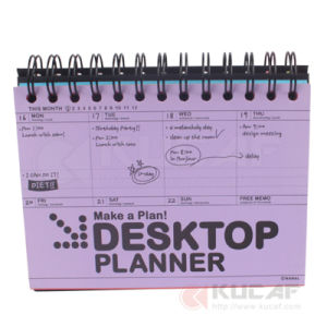 Custom Different Sizes Colorful Planner Notebook pictures & photos