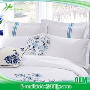 Durable Discount Sateen Pillowcase for Bedroom pictures & photos