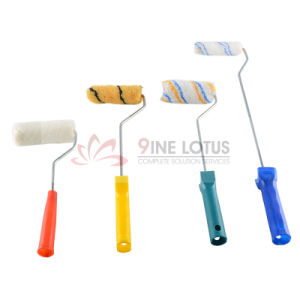 "4""Best Quality Acrylic Cage Paint Roller pictures & photos"