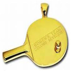Customized Table Tennis Gold Award Medal pictures & photos