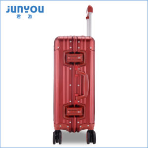 New Fashion with 20 24 Inch Aluminum Frame Good Luggage pictures & photos