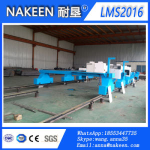 Latest Gantry CNC Plasma Cutting Machine From Nakeen pictures & photos