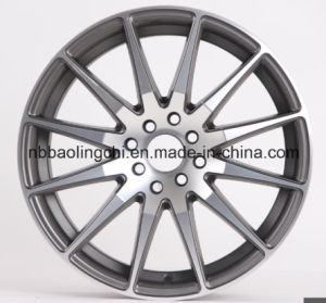 15 Inch/17 Inch Auto Parts Alloy Wheel Rims with PCD 8X100mm/114.3mm pictures & photos