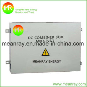 PV6/1 Combiner Box for Solar Array with Mornitoring pictures & photos