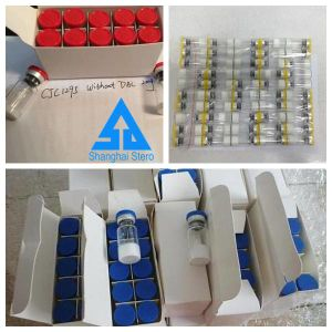 Factory Direct Supply Cjc1295 with or Without Dac Peptide Powder pictures & photos