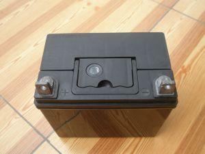 Hot Sale 12V 18ah U1l-7 Maintenance Free Lawn Mower Batteries pictures & photos