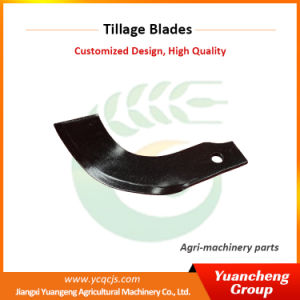 Furrow Blade Kubota Rotavator Blade for Wet and Day Land pictures & photos