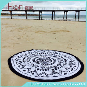 Round Beach Towels pictures & photos