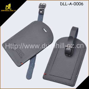 Nice Personalized Leather Luggage Tag pictures & photos