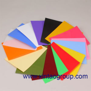 Shenzhen Xintao Factory Decorate Various Colored Acrylic Mirrored Sheet pictures & photos