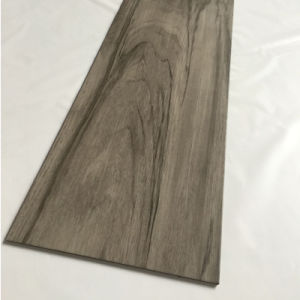Wood Grain PVC Luxury Loose Lay / Free Lay Flooring / PVC Self Anti-Slip Flooring pictures & photos