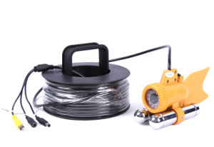 Color CCD Underwater Surveillance Camera Cr006A with 20m to 300m Cable pictures & photos