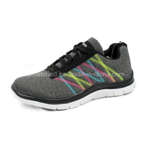 New Design Easy Colorful Mesh The Sport Shoes pictures & photos