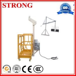 Zlp250 Suspension Platform High Altitude Work Lift Basket of One-Person pictures & photos