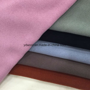 Twill Burt Wool Fabric Ready Greige Fabric pictures & photos