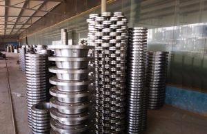 Wholesale DIN Standard Carbon Steel Q235 Forged Flanges Pipe Fittings pictures & photos