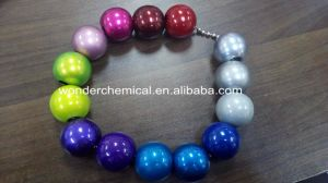 Candy Chrome Colors Clear Coat Powder Coating for Home Appliance pictures & photos