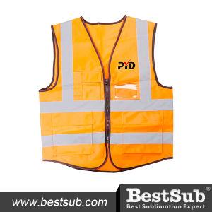 Swallowtail Reflective Vest (Orange) (RF0012O) pictures & photos