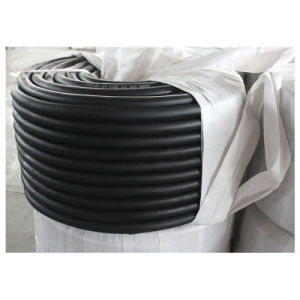 Smooth Surface 10mm Fiber Braided Rubber Oil Hose pictures & photos