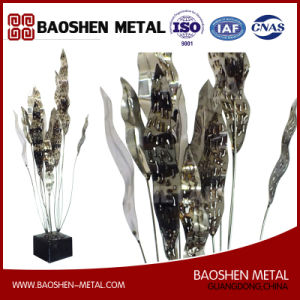 Stainless Steel Table Decoration Furniture Plant Exquisite Made pictures & photos