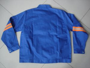 Safety Jacket with Reflective Tapes pictures & photos