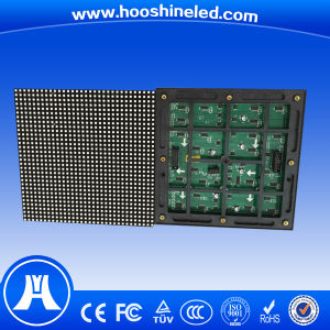 Long Service Life Full Color P6 LED Module Outdoor pictures & photos