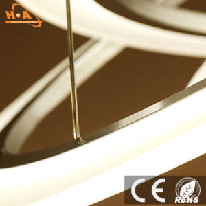 Acrylic Pendant Light Modern Round Chandelier for Home Hotel pictures & photos