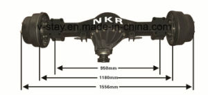 Rear Axle Parts for Isuzu Nkr pictures & photos