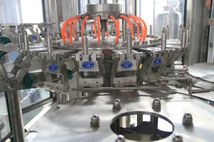 Automatic Easy Operation Carbonated Beverage Bottle Filling Machine pictures & photos