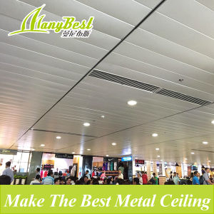 Linear Aluminum Outdoor Ceiling Panel pictures & photos