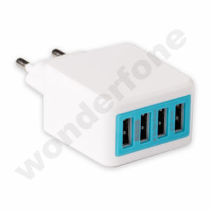 3 USB /4 USB American/European Plug Charger pictures & photos