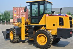 Eougem New design 2.8ton Wheel Loader Zl28 Price List pictures & photos