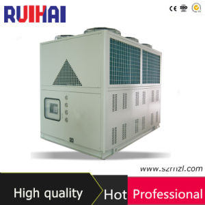 Panasonic Air-Cooled Scroll Water Chiller System to Cool Bright Plating Bath pictures & photos