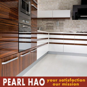 Modern High Gloss Acrylic Wooden Kitchen Furniture Cabinet pictures & photos