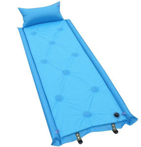 Portable Self-Inflating Inflatable Air Mattress Outdoor Bed +Pillow Camping Mat pictures & photos