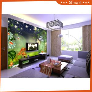 Fairy Tale World 3D Oil Painting for Kid Room pictures & photos