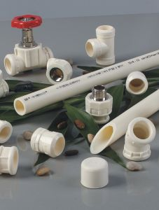 PPR Fittings for Cold and Hot Water Supply DIN 8077-8078 pictures & photos