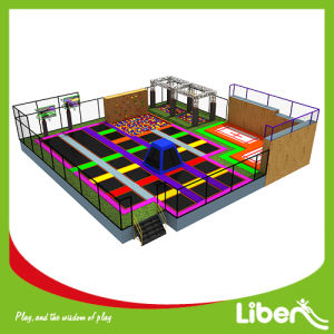 TUV Approved Foam Pit Kids Trampoline Park pictures & photos