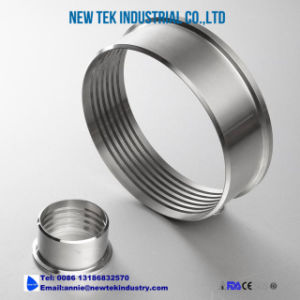 Stainless Steel 304 Sanitary Fitting Roll-on Expanding Clamp Ferrule pictures & photos