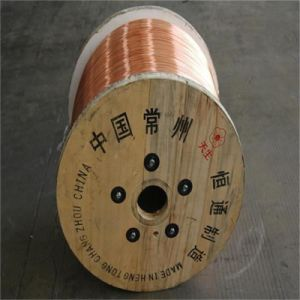 Standard ASTM CCS Copper Clad Steel Wire for Power Transmission pictures & photos