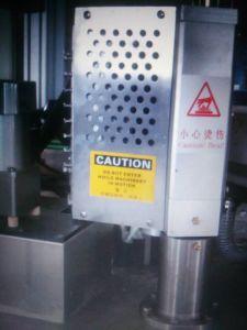 Mr-12p Automatic Hot Melt Glue Label Dispenser pictures & photos