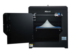 LCD-Touch 300mmx300mmx300mm Large Building Size 0.05mm Precision Fdm 3D Printer pictures & photos