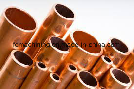 OEM Square Thin Walled Welded Brass Pipe and Tube pictures & photos