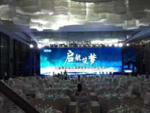 P3.91 Indoor Rental LED Display/Sign Board with 500X500mm/500X1000mm pictures & photos