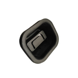 Plastic External Pipe End Protectors Plug / Profile End Cover Cap / Aluminum Pipe Plug pictures & photos