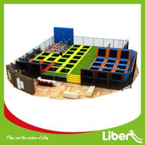 Liben Large Adult Launch Trampoline Park pictures & photos